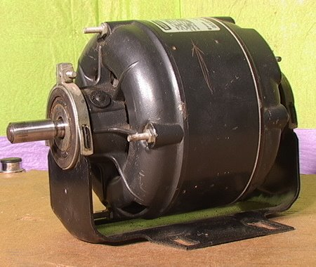 Vintage Sears Craftsman Split Phase Electric Motor 113