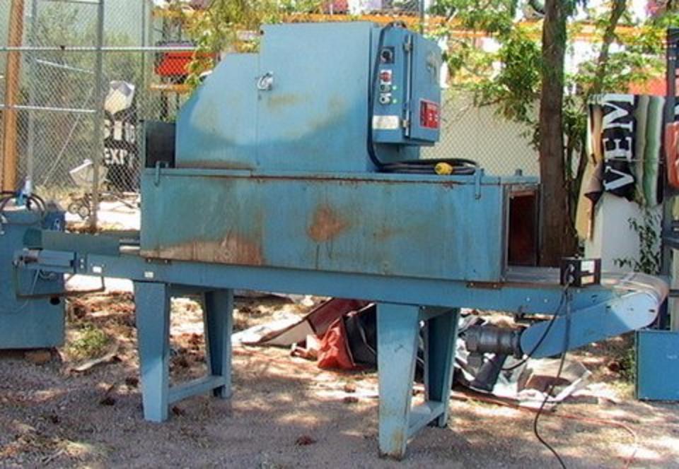 15 KW VENTRON LT-24 Belt Tunnel Oven Hot Air Dryer [LT-24