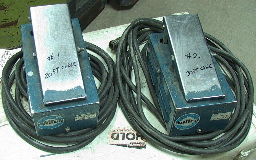 Miller ARC TIG Welding RFCS-23 Foot Pedal [RFCS-23] - $149.99 ...