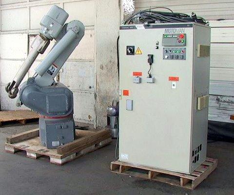 Industrial Motoman Robots