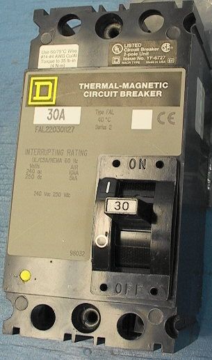 Box Fuse 30 Amp Square Along With Square D 30 Circuit Breaker Panels