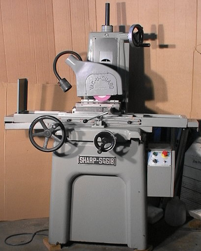 sharp sg 618 manual surface grinder with magnetic chuck table sg rh cavlon com brown & sharpe 618 micromaster surface grinder manual pdf reid 618 surface grinder parts