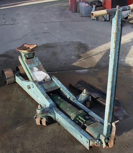 20 Ton Hydraulic Truck Alligator Jack Weaver Wa 85 Co Hi