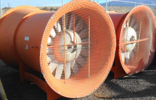 Axial Fans For Tunnels : Tube axial fans blowers cavlon online store