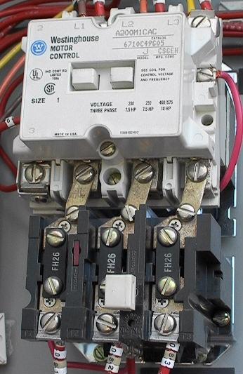 Image Gallery Motor Control Contactor